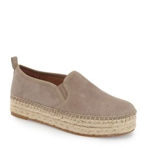 SAM EDELMAN 'Carrin' Slip On Loafers Espadrilles 8